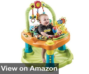 18ae30a14 Best Exersaucer for Baby in 2019  Top 7 Selection With Comparison