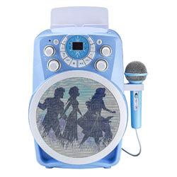 Frozen CDG Karaoke Machine
