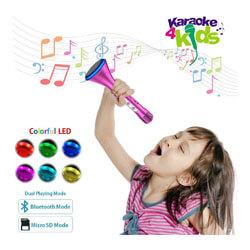 Karaoke Microphone for Kids