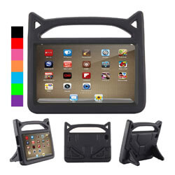 Riaour All-New H D 8 Tablet Case, touch screen tablet for kids