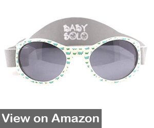 fd9666a73cb9 10 Best Baby Sunglasses of 2019 - Stylish and Safe For Babies   Toddlers