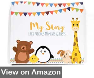 My Story Baby Book