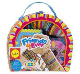 Alex Toys DIY Friends Forever Bracelet Kit