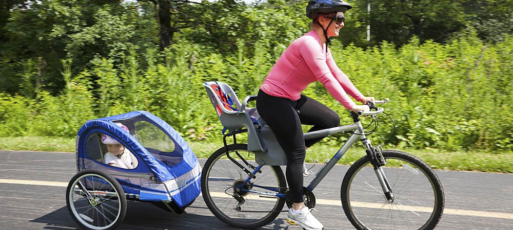 Top 10 Best Bike Trailers for Kids – Reviews & Complete Buying Guide