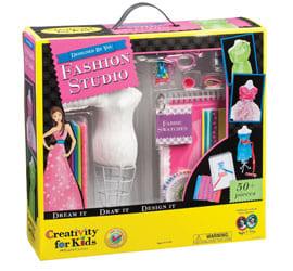Creativity For Kids Fashion Designer Kit