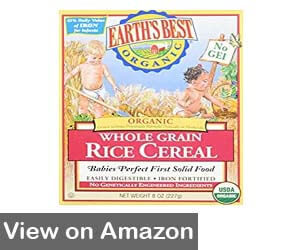 Best Baby Cereals For 2019 Top Organic Cereal Brands For
