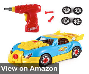 Best Christmas Gifts For 3 Year Old Boys Who Love Autos And Taking Them Apart To Examine What Is Inside This Will