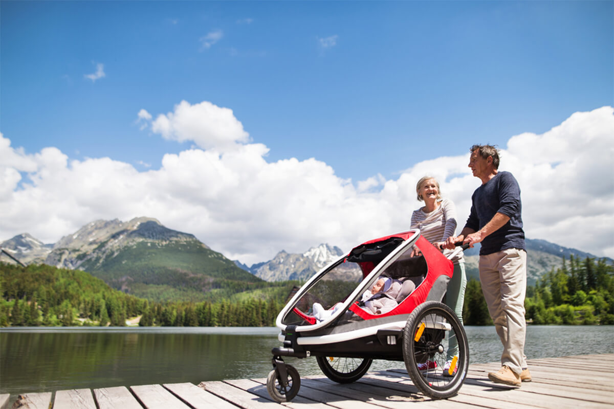 Top 10 Best Bike Trailers for Kids: Reviews & Complete Buying Guide