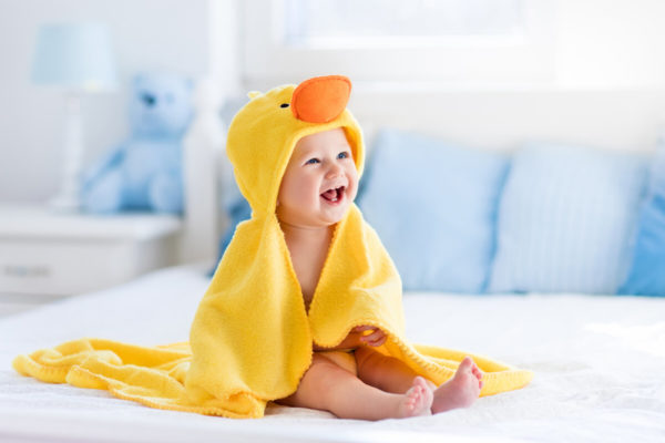 Best baby towels