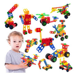 instecho STEM Toys Kit, Toys for 5 Year Old Girls