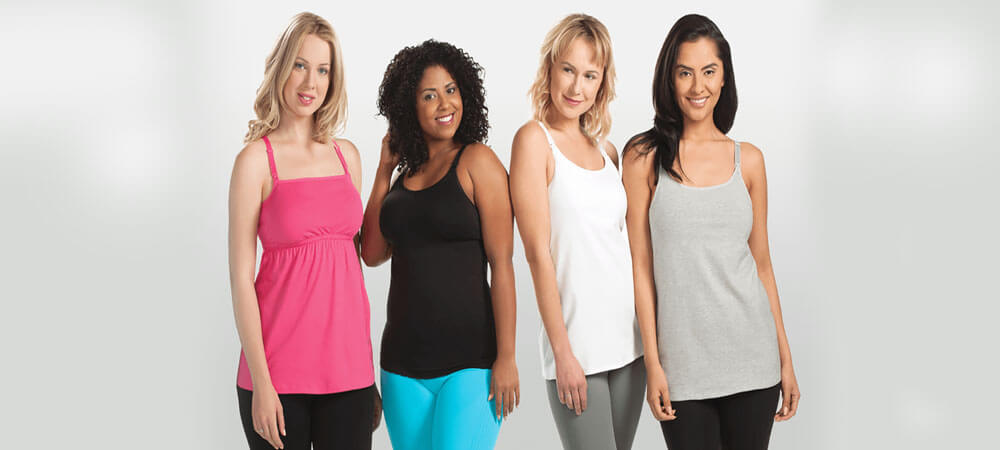 Best Nursing Tank Tops in 2020 – Top Brands Reviewed