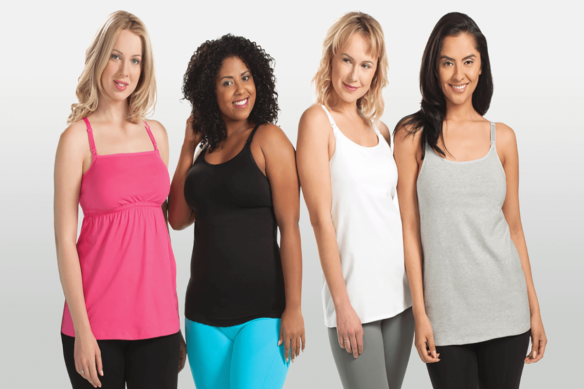 Best Nursing Tank Tops in 2019 – Top Brands Reviewed