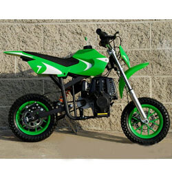 Starmax Gas Powered Mini Dirt Bike