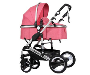 Best Convertible Strollers Of 2019 Mom S Guide Reviews