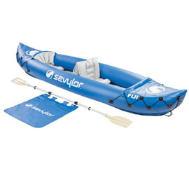 Sevylor Fiji Kayak, Best Kayak for Kids