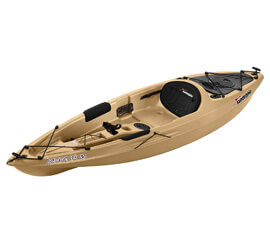 Sun Dolphin Journey Fishing Kayak, Best Kayak for Kids