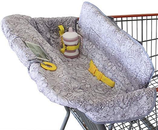 Suessie Shopping Cart Cover for Baby or Toddler
