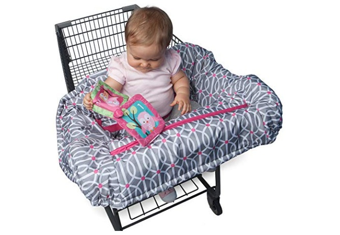 Boppy Shopping Cart and High Chair Cover