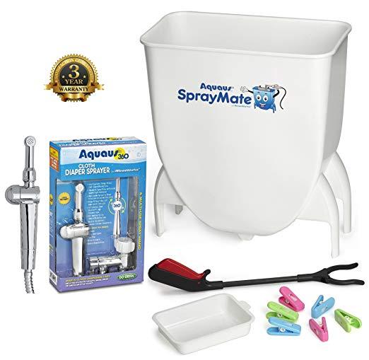 Aquaus-SprayMate-Diaper-Sprayer