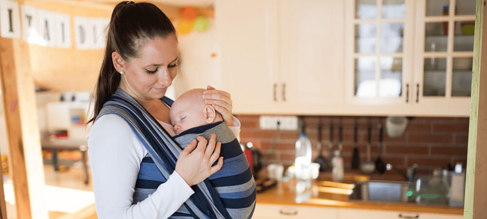 How To Make A Baby Sling At Home – Simple and Easy Guide