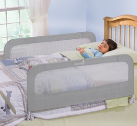 Summer Double Safety Bed Rails, Bed Rails best for Toddler