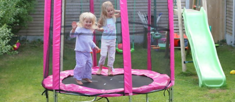 Best Toddler Trampolines