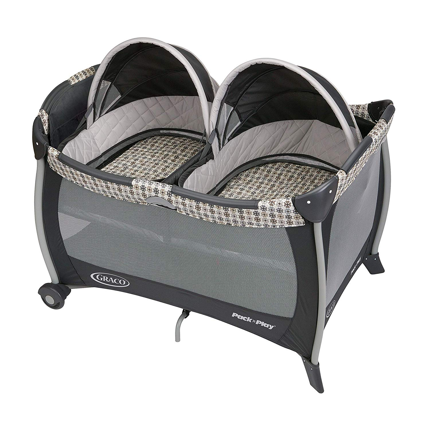 Graco Pack 'n Play Playard for Twins, Best Cribs for Twins