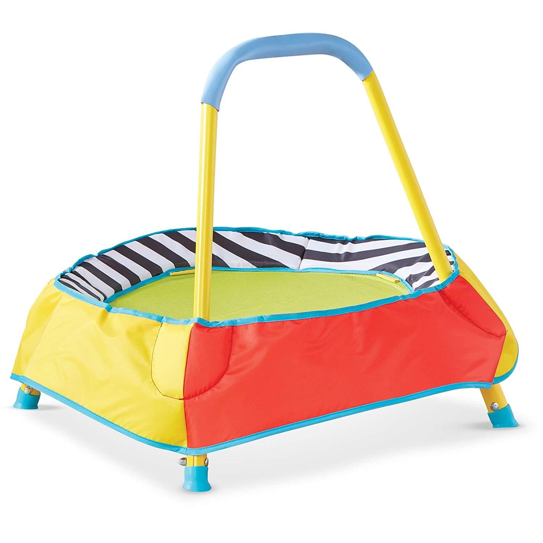 KidActive Childrens Toddler Indoor Trampoline