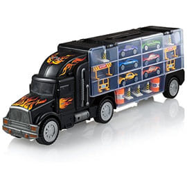 Play22 Toy Truck Transport Car Carrier