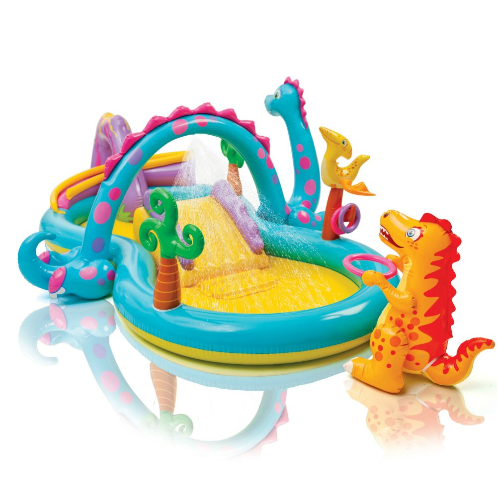 Intex Dinoland Inflatable Play Center