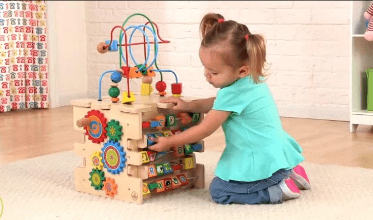 11 Best Activity Cubes for Toddlers in 2019 – [Expert's Reviews]