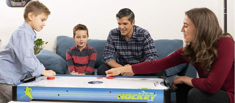 Best Air Hockey Table for Kids – Buying Guide and Reviews in 2020