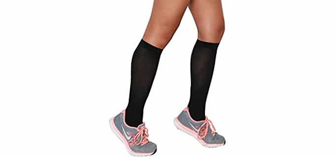 8 Best Compression Socks for Nurses to Buy [2019 Reviews]