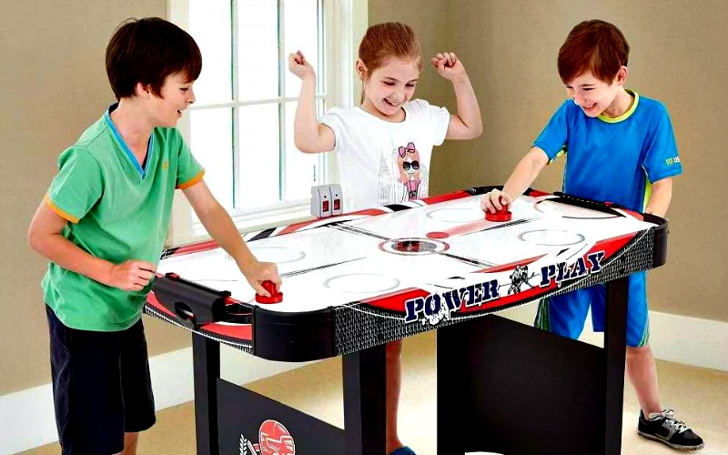 10 Best Air Hockey Tables for Kids Review in 2019
