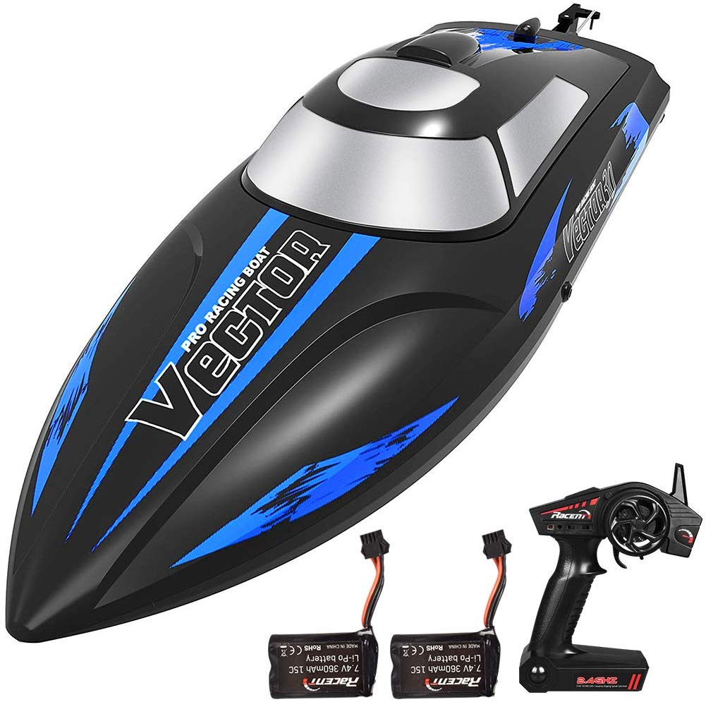 YIZI RC Boat for Pools & Lakes