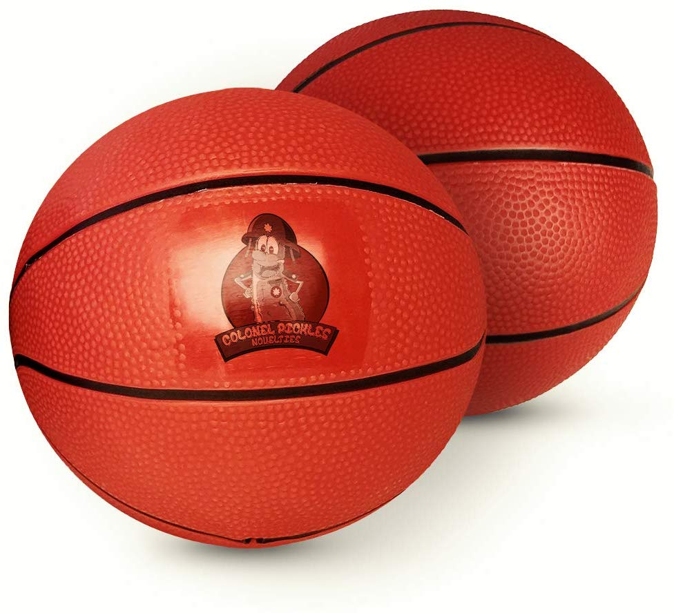 Colonel Pickles Novelties Pool Basketball