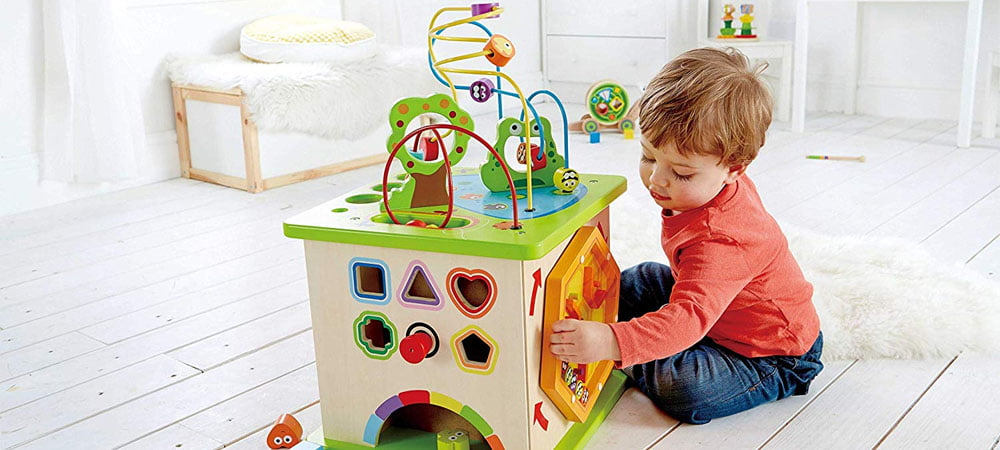 Best Activity Cubes for Toddlers