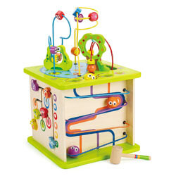 MMP Living Play Cube Activity Center