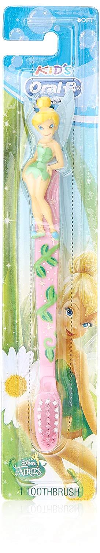 Oral-B Kid's Disney Fairies Manual Toothbrush