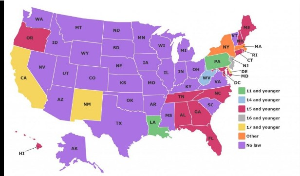 What Are the Different States' Laws?