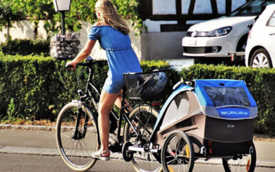 Bike Trailers: How To Attach a Bike Trailer? – Temper and Tantrum