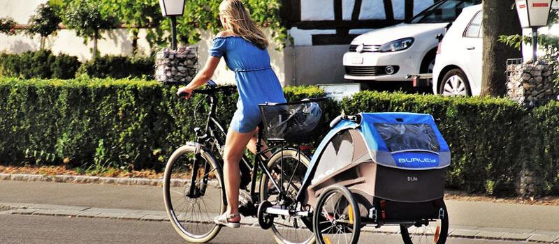 Bike Trailers: How To Attach a Bike Trailer? – Temper and Tantrum