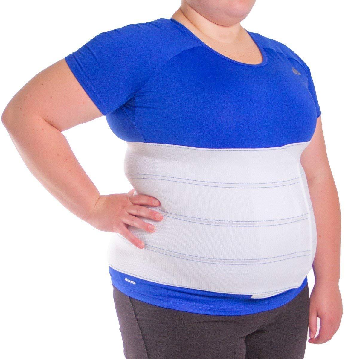BraceAbility Bariatric Abdominal Stomach Binder