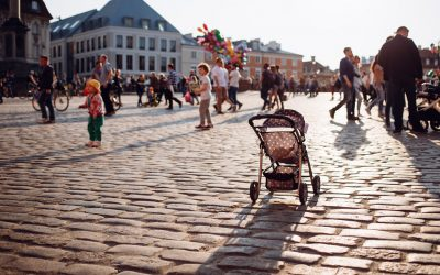 How To Choose The Right Convertible Stroller? – Temper and Tantrum