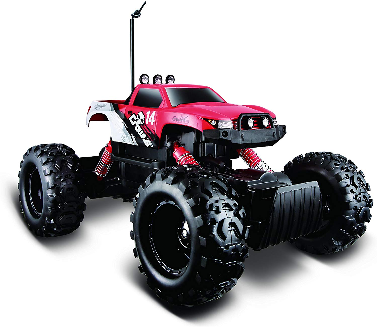 Maisto R/C Rock Crawler Radio Control Vehicle