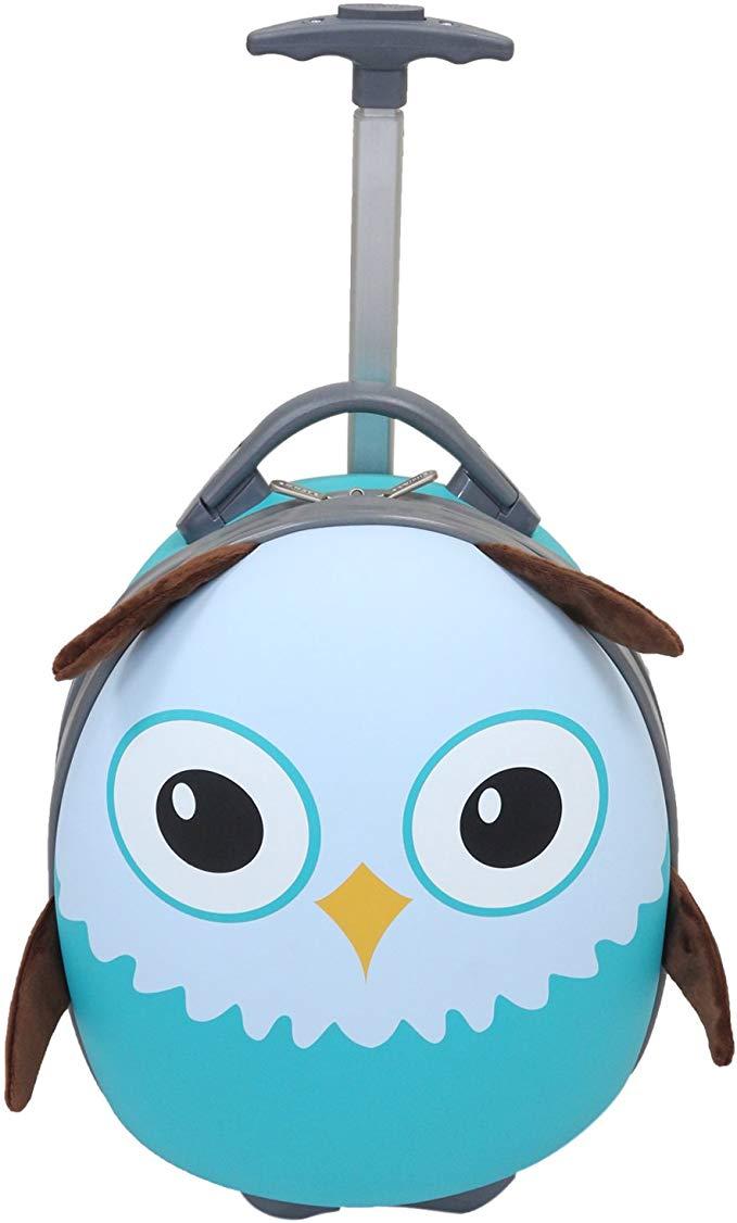 Emmzoe Kids & Toddler Luggage