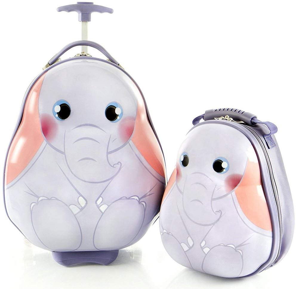 Heys America Travel Tots Kids Suitcase Set