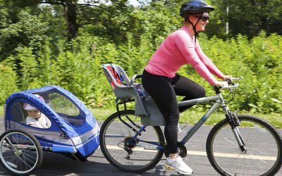 How Much Weight Can a Bike Trailer Hold – Trailer Feature Guide