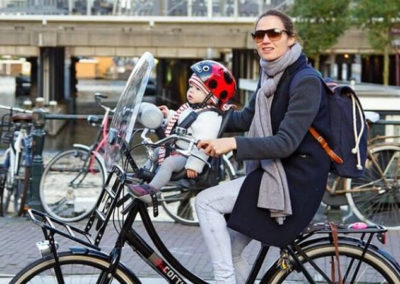 How To Attach A Child Bike Seat