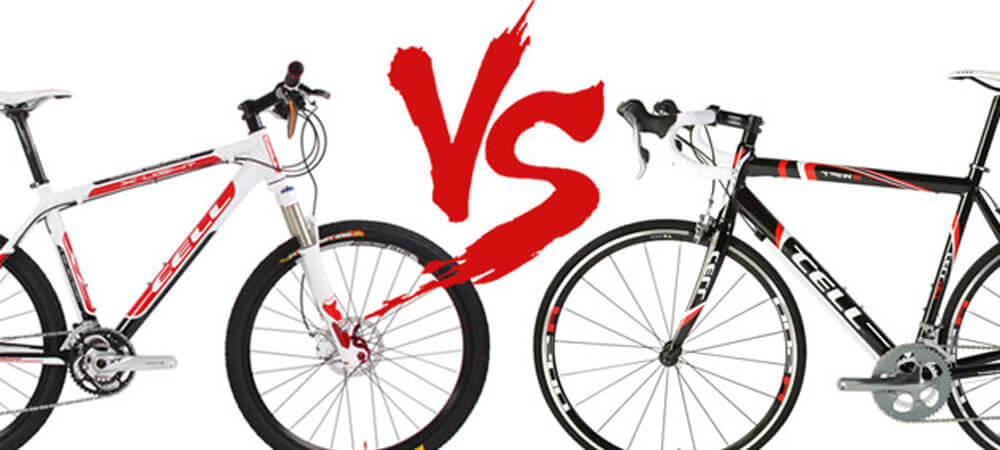 Hybrid Bikes vs Road and Mountain Bikes